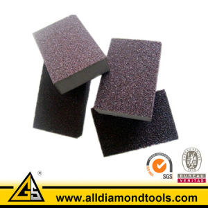 Sponge Sanding Block Abrasive Tools - Hsgb pictures & photos