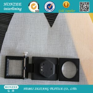 Polyester Fusible Interlining Fabric for Canvas Fuse pictures & photos