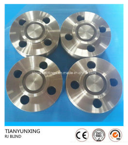 316 Ring Type Jiont Rtj Stainless Steel Blind Flange pictures & photos