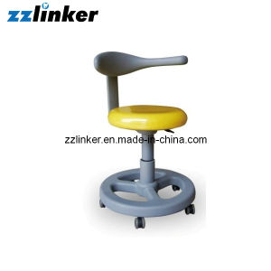 Lk-A43 Round Base Dentist Chair Assistant Chair pictures & photos