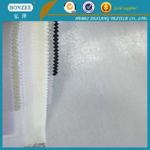 HDPE Coating Woven Fusible Men′s Shirt Interlining
