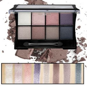 professional Glitter Eyeshadow Palette Long Lasting Matte Eye Shadow with Brush Es0332 pictures & photos