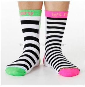 Fancy Children Socks with Mismatched Design (CS-102)