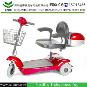 3 Wheel Lithium Battery Mobility Scooter