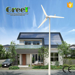 Home 600W Wind 1kw Solar Hybrid Power System pictures & photos