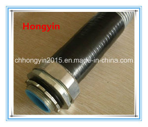 PVC Coated Water-Proof Flexible Electrical Conduit pictures & photos
