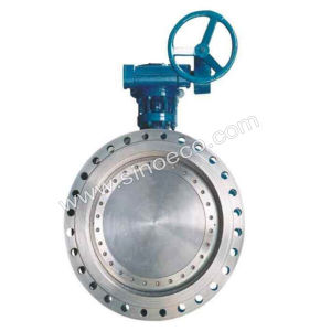 Metal Seat Triple Offset Butterfly Valve pictures & photos