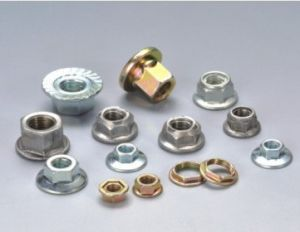 OEM Parts Flange Lock Nut pictures & photos