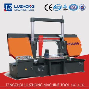 Automatic Band Saw Machine Gh4260 Metal Cutting Band Saw Machine pictures & photos