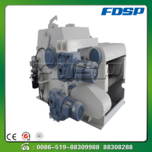 High Output 8t/H Hydraulic Wood Chipper pictures & photos