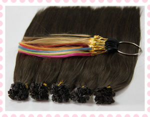 "1g/Strand 22"" Flat Tip Human Hair Extension pictures & photos"