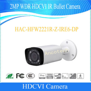 2MP WDR Hdcvi IR Bullet Dahua Camera (HAC-HFW2221R-Z-IRE6-DP) pictures & photos