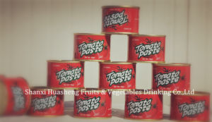 70g*50 28%-30% Canned Tomato Paste pictures & photos