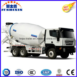 China Best-Selling Iveco Hongyuan Concrete Mixer Truck pictures & photos