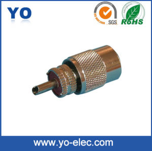 Pl259 UHF Male Plug Twist Connector Rg213 (YO 5-003)