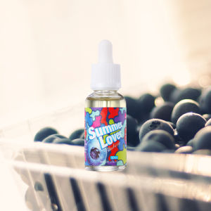Organic Premium Wholesale Vaporever E Juice or Vapor Juice or Vapour Liquid or Vaping Juice, E Liquid of Blueberry Flavor pictures & photos