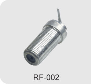 RF Coaxial Connector (RF-002) pictures & photos