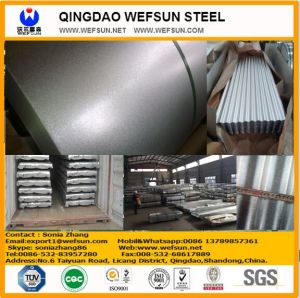 Factory Direct Corrugated Galvalume Sheet pictures & photos