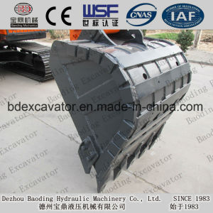 Baoding Construction Machinery Medium Excavators with 0.7m3 Bucket pictures & photos