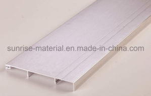Aluminium Profile for Skirting Line pictures & photos