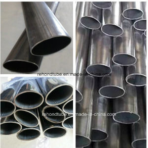 Precision ERW Elliptical/Oval Pipe/Tube