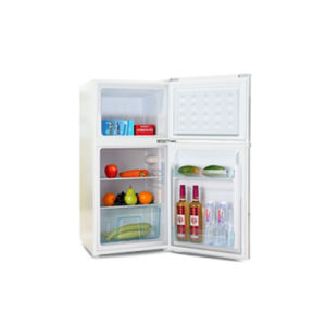a+ Class 99 Liters Double Door Fridge Freezer pictures & photos