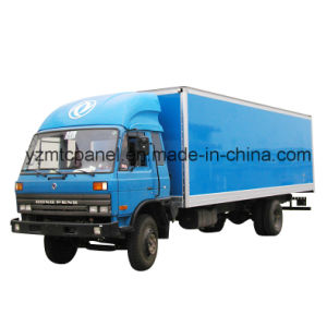 Damage Resistant FRP Dry Cargo Truck Body pictures & photos
