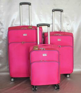 1680d Material 4 Wheels Trolley Case 4jb003 pictures & photos