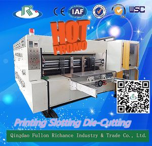 Auto Corrugated Paper Board Printer (with Slotter) pictures & photos