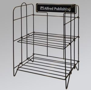 Steel Wire Stand Rack for Display (GDS-027) pictures & photos