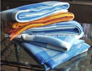 100% Polyester Polar Fleece Blanket (XWN-SM006)