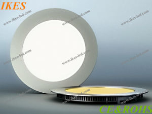 Round LED Panel Light with 3years Warrenty-5W