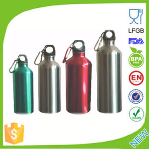 350ml-500ml Eco-Friendly Aluminium Sport Water Bottle Dn-206 pictures & photos