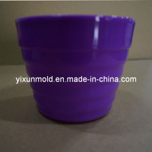 OEM Flower Pot Plastic Injection Mold pictures & photos