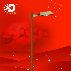 9m LED Lamp Polygonal Hot DIP Galvanized Road Light Pole pictures & photos