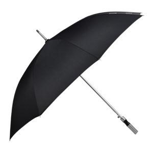 Black Auto Open Golf Umbrella (JX-U213)