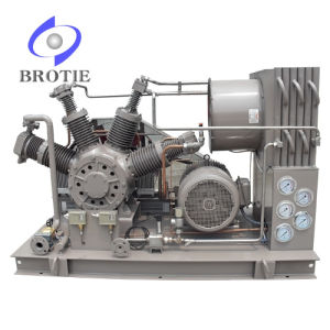 Brotie High Pressure Oil-Free Oxygen Compressor (50Nm3/h, 150bar) pictures & photos