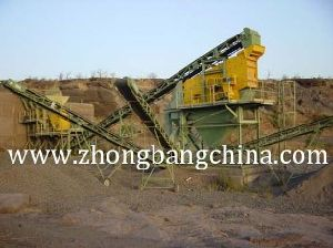 Conveying/Mining Machine