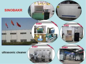 Automatical Cleaning and Drying Machine pictures & photos