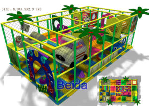 Indoor Playground (BD-E731)
