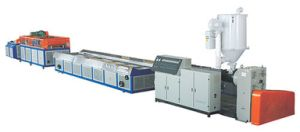 WPC (Wood and Plastic) Thick Board Production Line