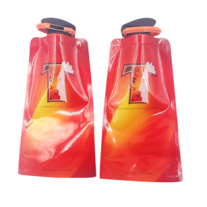 2017 New Design Sports Water Pouch with Cusom Logo pictures & photos