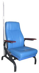 Hospital Electric Blood Donation Chair Injection Dialysis Seating Patient Infusion Seat (P06) pictures & photos