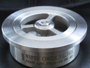 Wafer Lift Check Valve