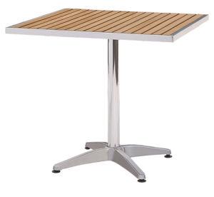 Aluminum PS Wood Furniture