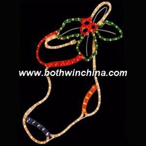 Christmas Socks Motif Light (BW-CM006) pictures & photos