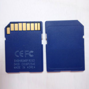 Full Capacity 64GB Sdxc Card