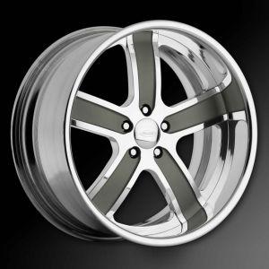 New Boze 2-Piece Forged Aluminum Wheels