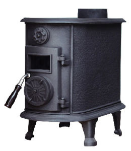 Wood Burning Stove, Cast Iron Heater Stove (FIPA047) pictures & photos