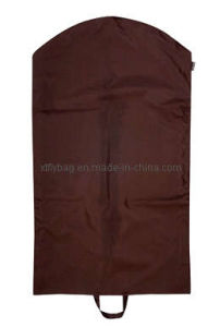 Foldable Nylon Nonwoven Garment Bag (XTFLY00043) pictures & photos